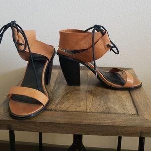 Sol Sana Ankle Tie Sandals